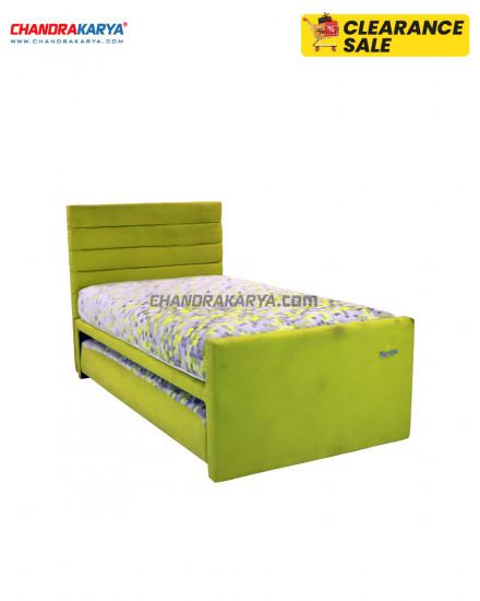 Springbed Therapedic TheraKids 3in1 - Lime Green [Clearance Sale] - Full Set Uk. 120x200