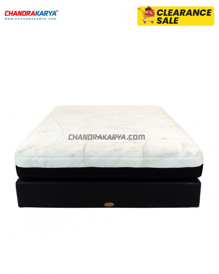 Springbed Superland Black Sapphire [Clearance Sale] Mattress Only Uk. 160x200