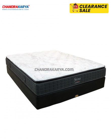 Springbed Florence Siena [Clearance Sale] Mattress Only Uk. 160x200