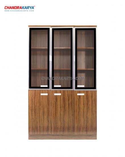 Rak Buku 3 Pintu T843