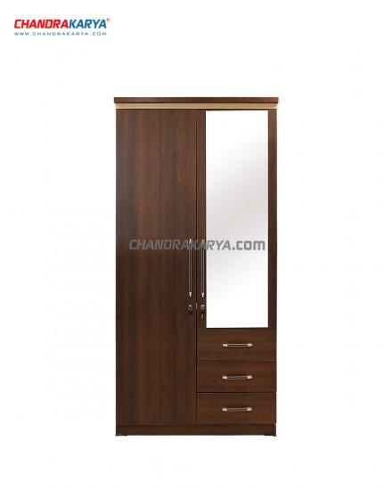 Lemari Pakaian 2 Pintu - CK-8735