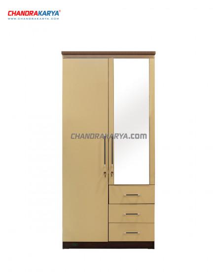 Lemari Pakaian 2 Pintu - CK-8889