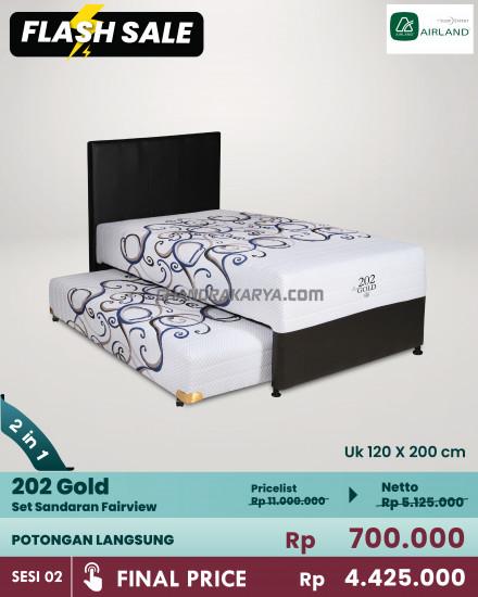 Airland 202 Gold - Full Set [Flash Sale] Chandra Karya