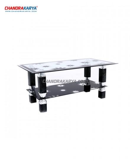 Meja Tamu Kaca Modern Table 824 - 2