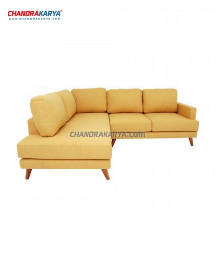 Sofa L Minimalis Quality Carl