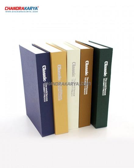 Dekorasi Buku Ukuran Small