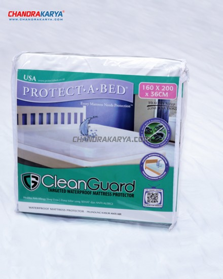 Protect A Bed - Clean Guard Mattress Protector