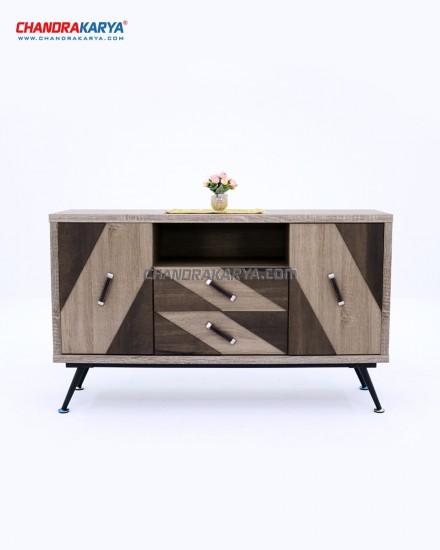 Cabinet Serbaguna - BDT 2812 - Coklat