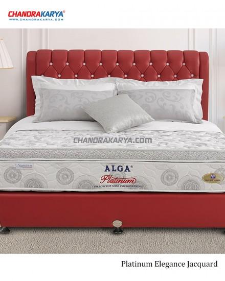 Alga Platinum Elegance Jaquard - 1 Set