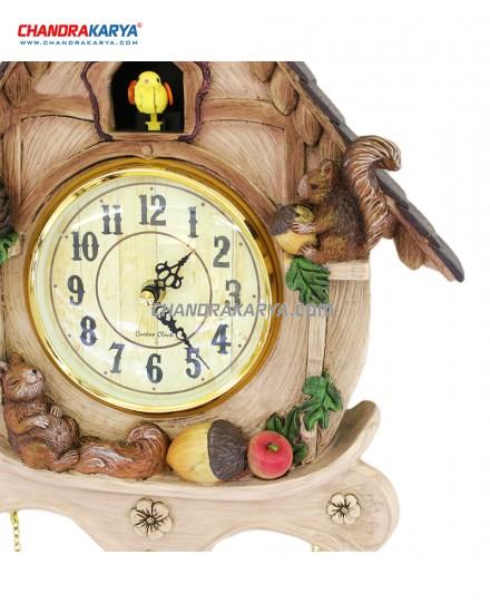 Cuckoo Clock - Jam Dinding Hias - ARP 232B