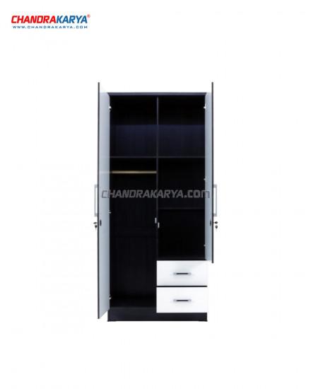Lemari Pakaian 2 Pintu - LP BW 002