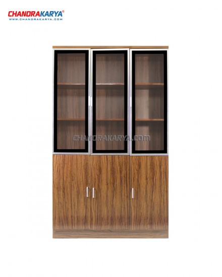 Rak Buku 3 Pintu - OKN T843
