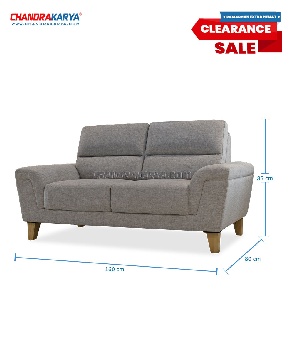 876 clearance sale sofa chandra karya marco 2 dudukan