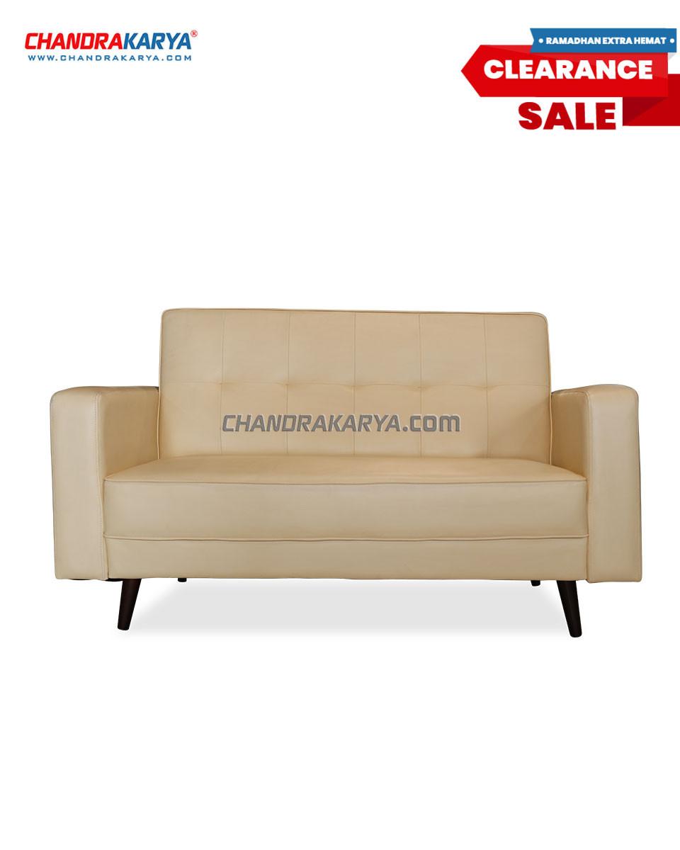 885 clearance sale sofa chandra karya felix 2 dudukan