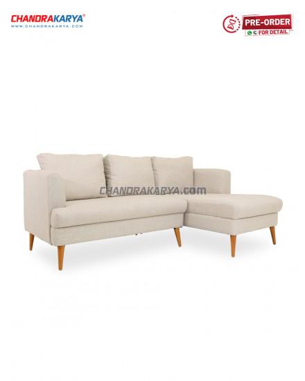 Sofa L Minimalis Bromo