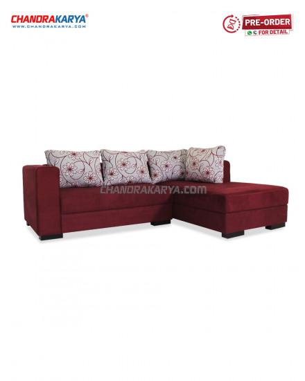 Sofa L Minimalis Herbi