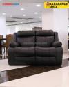 [Clearance Sale] Sofa Reclining Chandra Karya - RC 8598 - 321 Dudukan