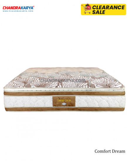 Springbed Comforta [Clearance Sale] - Comfort Dream - Mattress Only