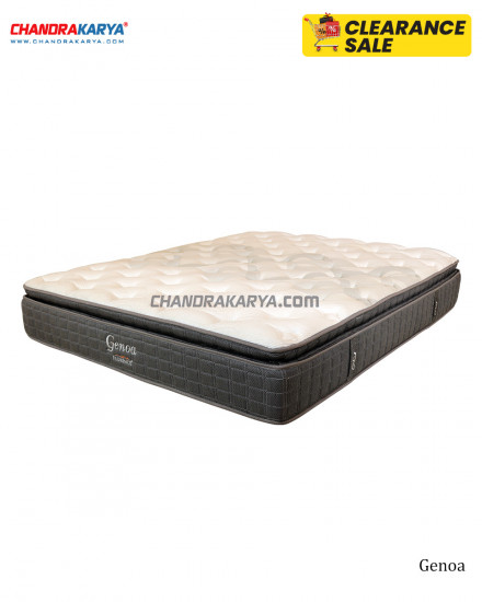 Springbed Florence [Clearance Sale] - Genoa - Mattress Only