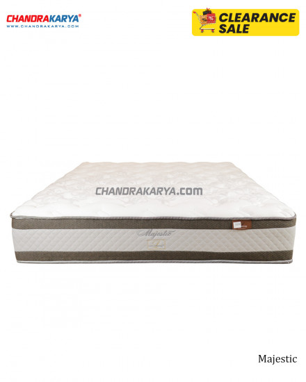 Springbed Lady Americana [Clearance Sale] - Majestic - Mattress Only