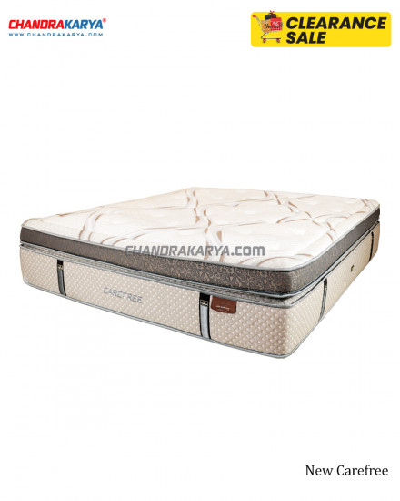 Springbed Lady Americana [Clearance Sale] - Carefree - Mattress Only