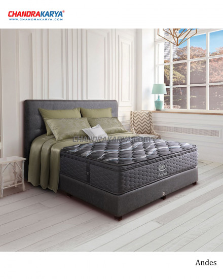 Springbed Serta Andes - Mattress Only