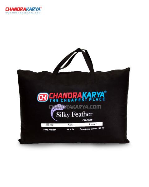 Chandra Karya Pillow - Silky Feather