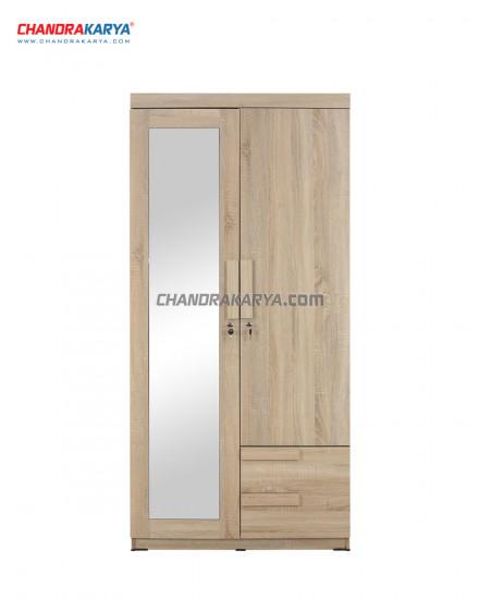Lemari Pakaian 2 Pintu - CK - 1664