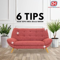 Menjaga dan merawat sofa merupakan hal yang wajib Anda lakukan untuk menjaga kebersihan sofa. Pastikan Anda melakukannya dengan benar agar tidak merusak material sehingga sofa Anda dapat digunakan untuk jangka waktu yang panjang.Temukan beragam sofa klasik, modern, minimalis, scandinavian dan beragam model sofa lainnya dengan pilihan warna custom yang dapat disesuaikan dengan gaya interior hunian Anda di seluruh gerai Chandra Karya / www.chandrakarya.com atau melalui SMS & Whatsapp Bisnis di 0214212323 - 08981801800#chandrakaryaofficial #chandrakarya #chandrakaryafurniture #ckproduk #belidichandrakarya #chandrakaryapramuka