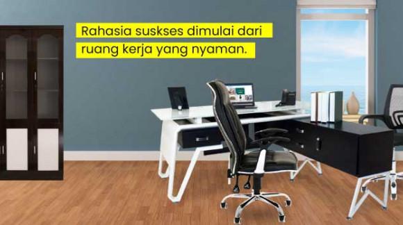 Rahasia Sukses Di Mulai Dari Ruang Kerja Yang Nyaman