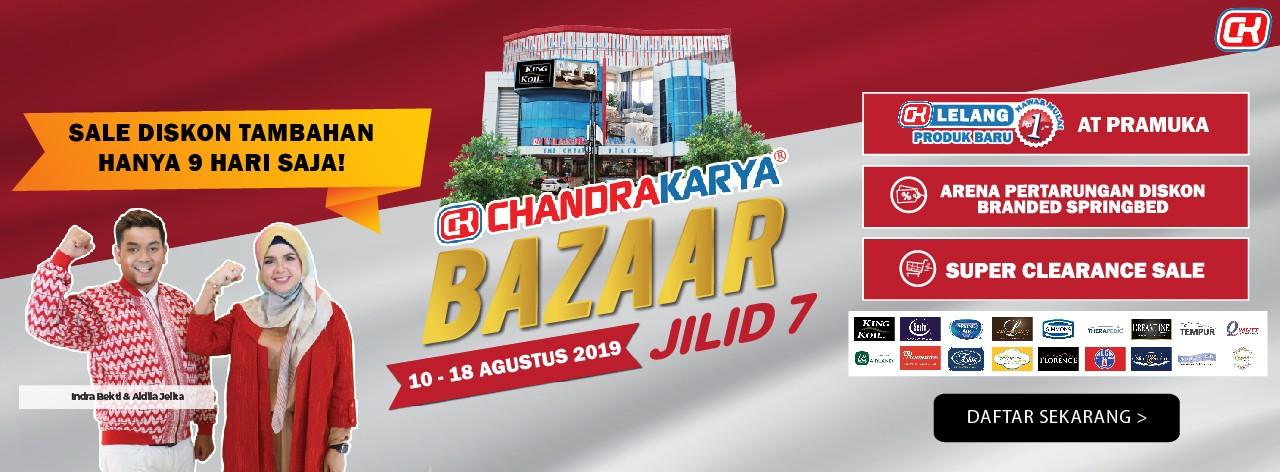 Chandra Karya Bazaar Jilid 7