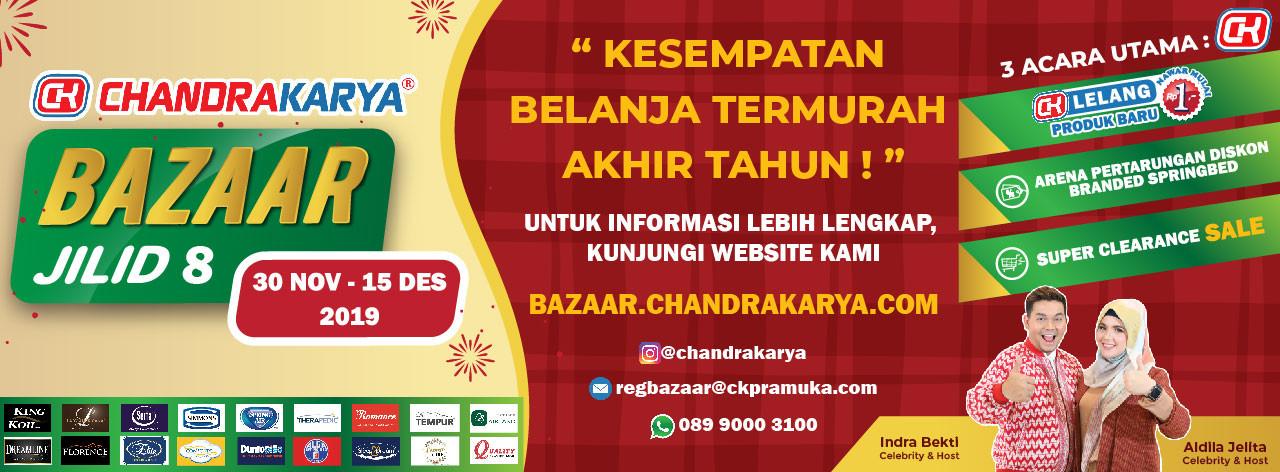 Chandra Karya Bazaar Jilid 8
